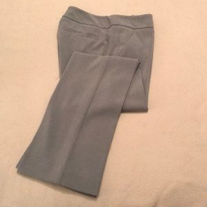 New York & Company 7th Avenue Dress Pants - Grey